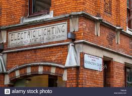 Electric Lighting Station Kensington Old Electric Lighting Station Kensington High St