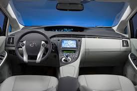 toyota-prius-hybrid-2010-interior-img_4 | It's your auto world ...