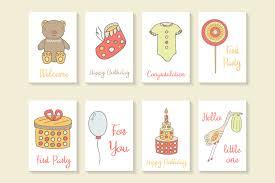 Cute Postcards By Veresk Thehungryjpeg Com