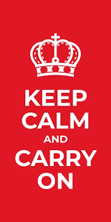 How To Make A Keep Calm Poster Make A Keep Calm Poster Free Template