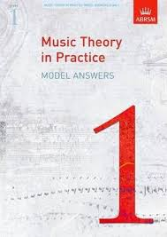 All books are now available to order. Music Theory In Practice Model Answers Grade 1 Abrsm 9781848491144