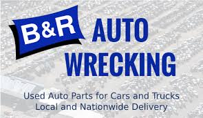 used auto parts for cars trucks b r autowrecking