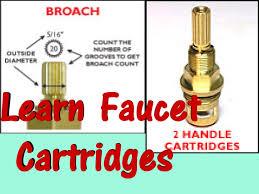 Grohe Bathroom Faucets Parts Repair Faucet 1 4 Turn Ceramic Cartridge Drip Youtube