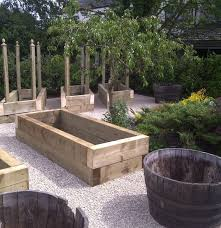 Small Picture The 25 best Sleepers garden ideas on Pinterest Railway sleepers