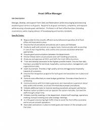 Security Guard Job Duties For Resume School Manager Sample