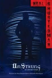 august unstrung by neal shusterman book nerd book 1 book series book