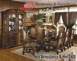 $789 99 Neo Renaissance Dining Table 2400 Table This price is for