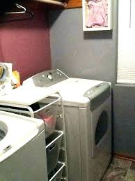 washer and dryer stands. Washer And Dryer Stands Storage Between Full Image For Extraordinary
