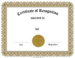 Award Certificate Template Award Certificate Template Online Copy Free Certificate Of 14
