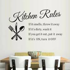 wall decor chic kitchen wall decor sticker for your house wall for measurements 930 x 930