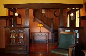 craftsman home furniture. Perfect Furniture Pasadena Bungalow With Original Woodwork Craftsman Houses Dark Throughout Home Furniture 1