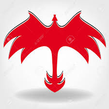 template of a dragon dragon logo vector design template dragon icon royalty free