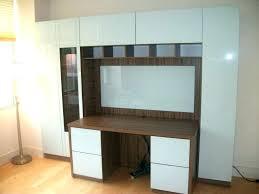 custom made office furniture. Custom Made Office Desk Home Living Stunning Under Storage Furniture