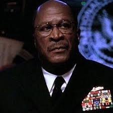 John Amos' portrayal of Admiral Fitzwallace is one of the things I ...
