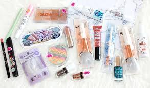 essence spring summer 2018 makeup haul