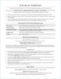 Qtp 1 Year Experience Resume Getmytune Com
