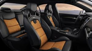 cadillac leather chantilly