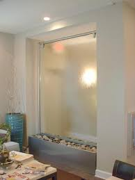 glass indoor wall water fountain how to make indoor wall water fountains