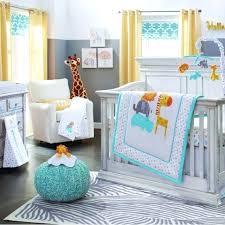 animal print baby bedding sets koala 4 piece safari crib set s