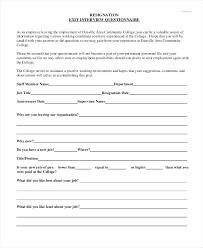 Employee Exit Interview Checklist Employee Exit Interview Questions Template New Exit Interview