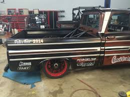 Fast N Loud did a '65 - The 1947 - Present Chevrolet & GMC Truck ...