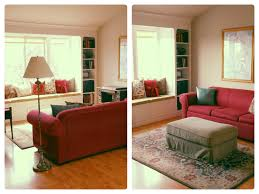 how to set furniture for living room