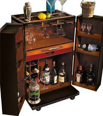 bar trunk furniture. lighthouse cocktail shaker polo club trunk bar furniture