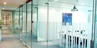 safety glass for buildings is available in either toughened or laminated glass