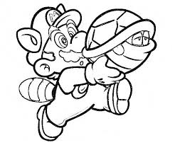 Small Picture Super Mario Coloring Pages Coloring pages for Kids 19 Free