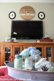Rustic Wood Monograms from Ava Berry Lane
