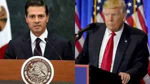 Image result for Mexican president Enrique Peña Nieto cancels meeting with Donald Trump via Twitter