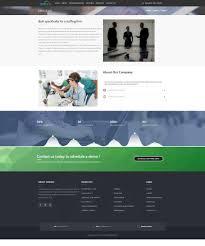 About Us Page Design For Website Staffing Solutions Web Application Design 8 Bk Website Designs