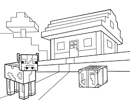 Top 20 Minecraft Printable Coloring Pages Printable 2017 2018