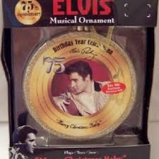 <b>Elvis Presley Merry</b> Christmas Baby 75th Anniversary Santa's Best ...