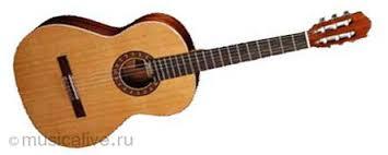 <b>Классическая гитара PEREZ</b> 610 SPRUCE купить в Москве ...