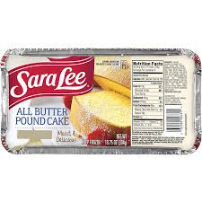 I made this recipe yesterday to take to an early morning meeting at work. Sara Lee Butter Pound Cake 10 75 Oz Frozen Amazon Com Grocery Gourmet Food