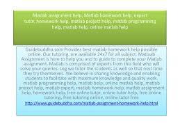matlab assignment help matlab homework help expert tutor homework  matlab assignment help matlab homework help experttutor homework help matlab project help