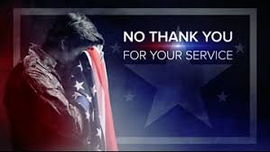 Thanks For Your Service No Thank You For Your Service Investigation Finds Wounded