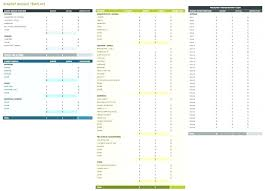 Monthly And Yearly Budget Template Monthly Budget Worksheet Download Monthly And Yearly Budget
