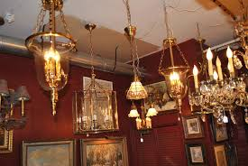 williamsburg style brass glass chandelier light fixture 12
