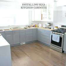 sensational fresh decoration kitchen cabinet installation lovable cabinets catchy renovation ideas with ikea kitchen counter cost