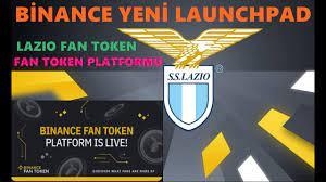 Lazio Token Launchpad 🤑 Binance Fan Token Platform Açılıyor 💯 Binance  Taraftar Coinleri ve Bnb Haber - YouTube