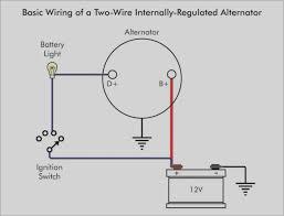 alternator external voltage regulator wiring diagram chromatex alternator regulator wiring diagram at Regulator Wiring Diagram