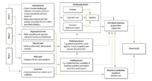 Antibiotic Selection Chart Who Antibiotics Smart Use A Workable Model For Promoting