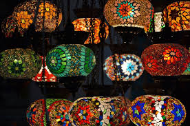 oriental lighting. Oriental Lamps At Hotel Bazar, Rotterdam, Holland Oriental Lighting