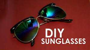 Design My Own Sunglasses Line How To Make Your Own Custom Sunglasses