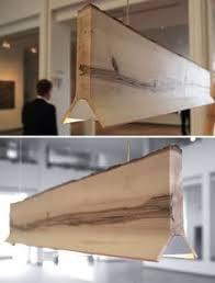 wood ceiling lighting. natural wood lamp modern plank with led ceiling light lighting g