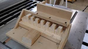 dado joint table saw. single blade box joint jig for those of us without a dado! table saw dado