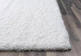 white shag rug. Ivory-White-Shag-Rug-5-Feet-by-8- White Shag Rug S