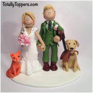 Family & Pet Cake Toppers
